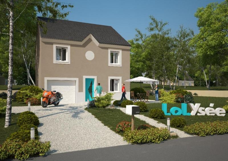 Maison  5 pièces + Terrain 222 m² Saint-Leu-la-Forêt par MAISON LOL - AGENCE DE LIEUSAINT