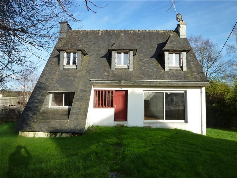 Vente maison / villa Plouay 133900€ - Photo 1