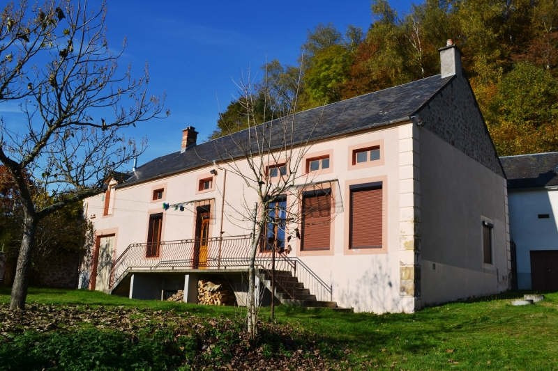 Sale house / villa Alligny en morvan 160000€ - Picture 1