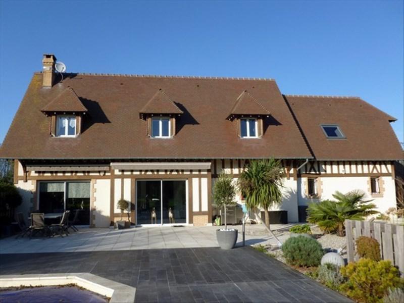 Vente de prestige maison / villa Honfleur 852800€ - Photo 1