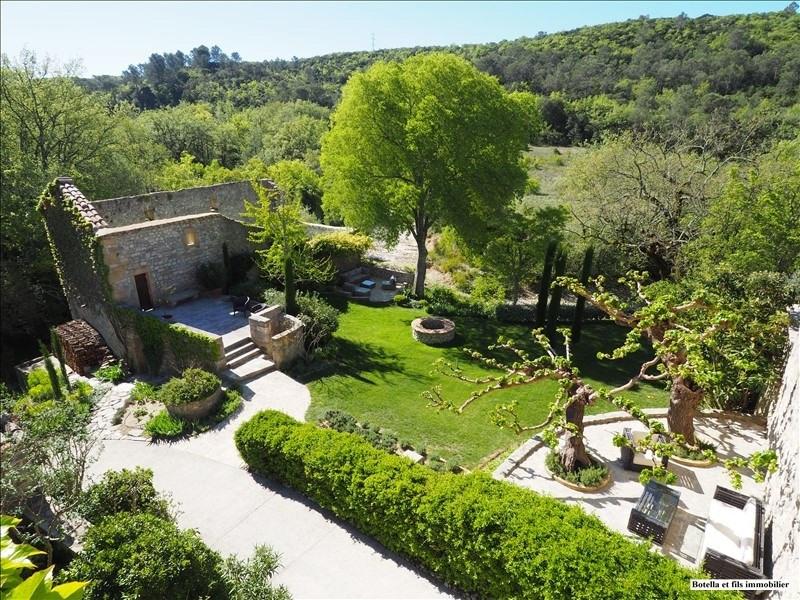 Vente de prestige maison / villa Uzes 1080000€ - Photo 2