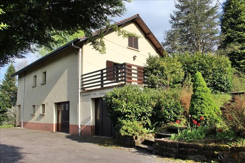 Vente maison / villa Etival clairefontaine 169000€ - Photo 1