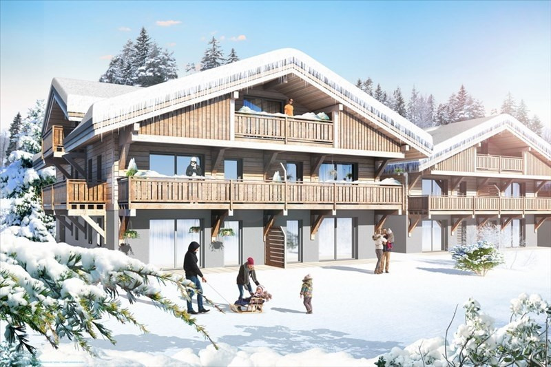 Sale apartment Morzine 413 800€ - Picture 1