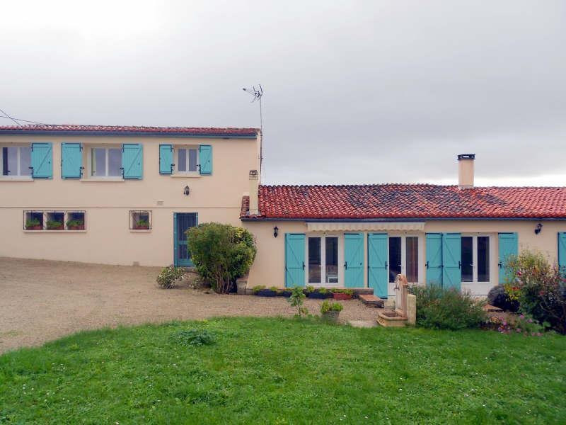 Vente maison / villa Aigre 125 000€ - Photo 1