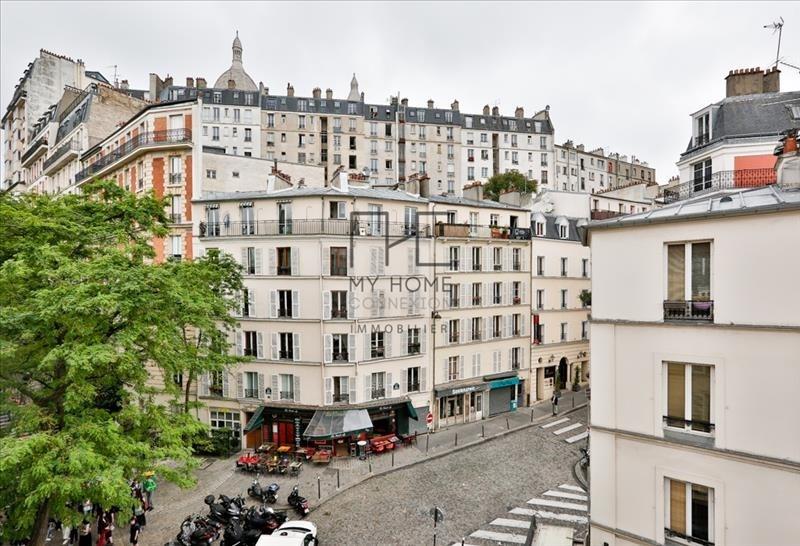 Venta  apartamento Paris 18ème 437800€ - Fotografía 1