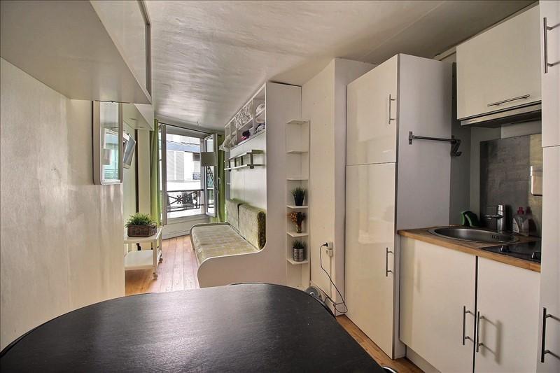 Vente appartement Paris 11ème 195000€ - Photo 1