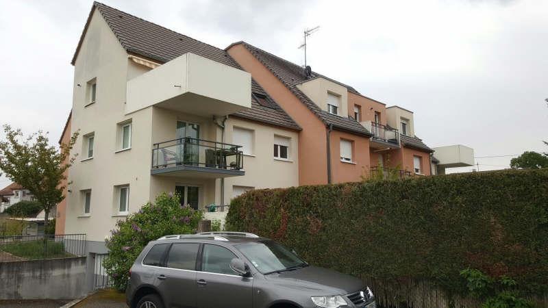 Vente appartement Rohrwiller 157500€ - Photo 4