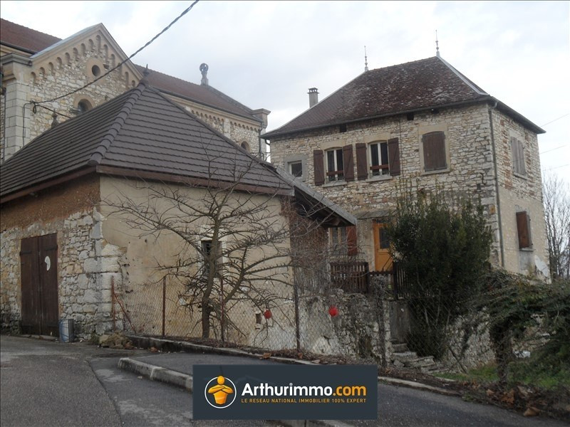 Investment property building Morestel 165000€ - Picture 1