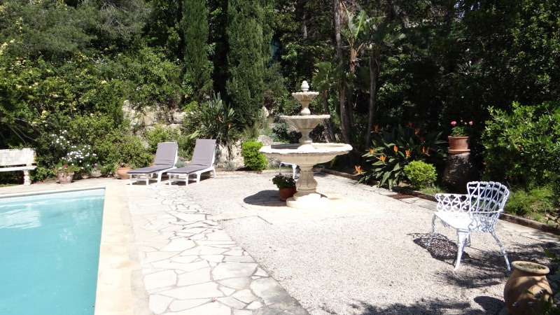 Vacation rental house / villa Cavalaire sur mer 4200€ - Picture 6