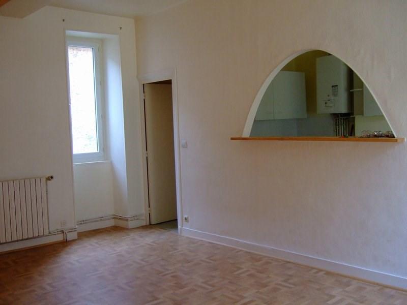Rental apartment Isigny sur mer 406€ CC - Picture 1
