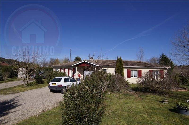 Sale house / villa Prigonrieux 222000€ - Picture 2