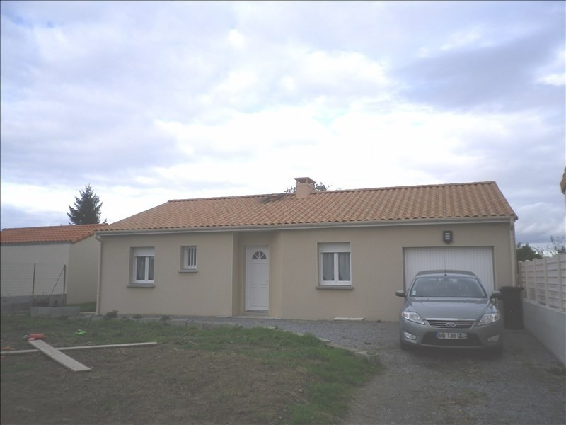 Vente maison / villa Saint laurent des autels 165075€ - Photo 1