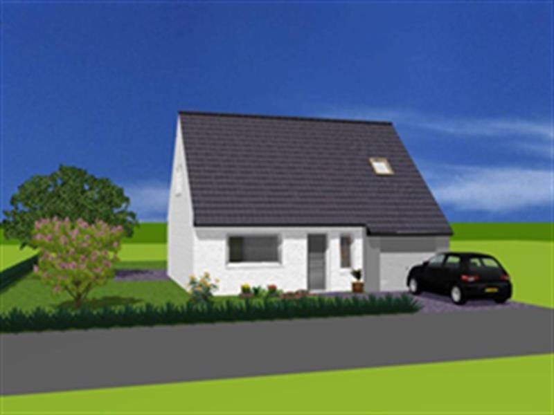 Maison  5 pièces + Terrain 408 m² Douvrin par MAISONS D'EN FRANCE NORD
