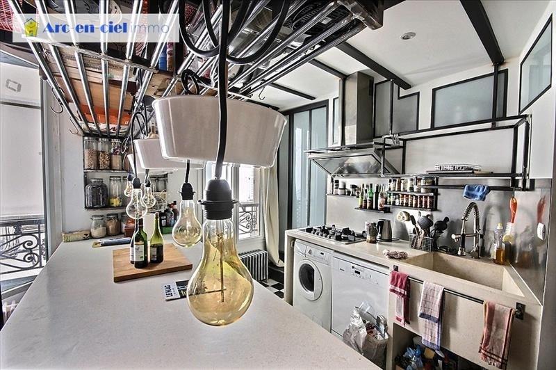 Verkoop  appartement Paris 11ème 749000€ - Foto 5