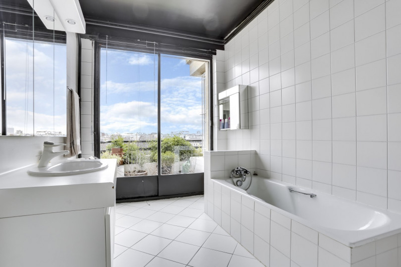 Location temporaire appartement Paris 16ème 8000€ CC - Photo 11