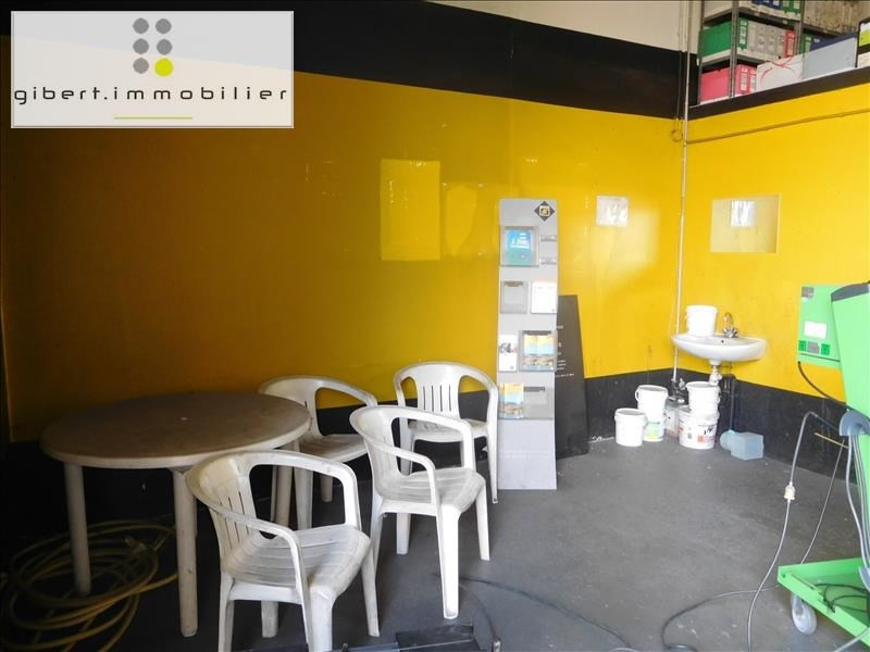 Location local commercial Brives charensac 1250€ HT/HC - Photo 4