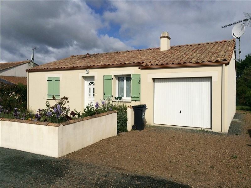 Sale house / villa St avaugourd des landes 135000€ - Picture 2