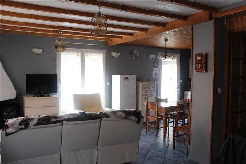 Vente maison / villa Lebucquiere 95000€ - Photo 5