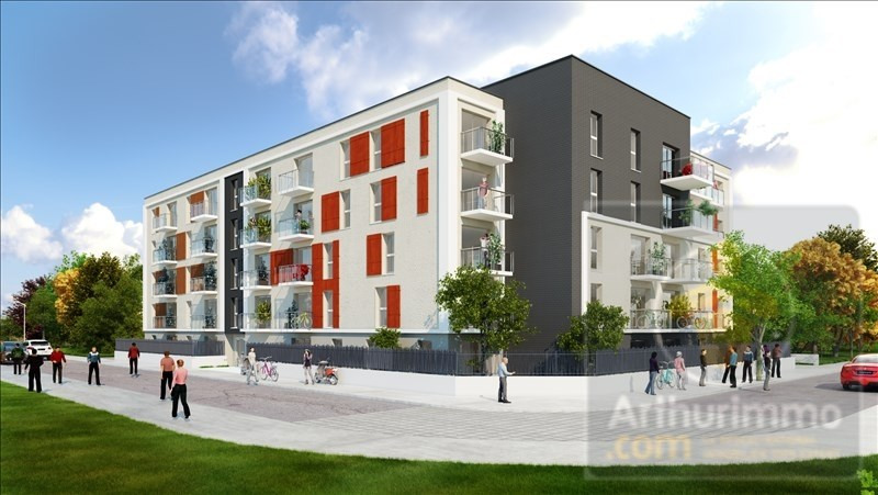 Vente appartement Luce 104 000€ - Photo 1