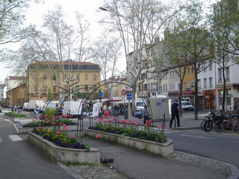 Commercial property sale shop Lyon 7ème 30000€ - Picture 1