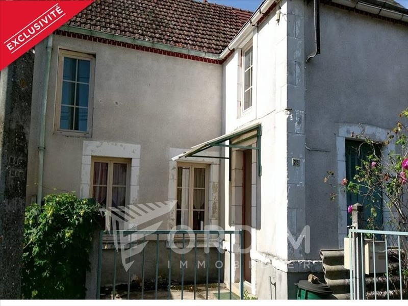 Vente maison / villa Bonny sur loire 98 000€ - Photo 1
