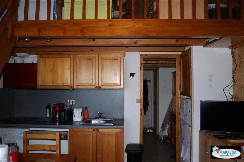 Location appartement Mont saxonnex 500€ CC - Photo 3
