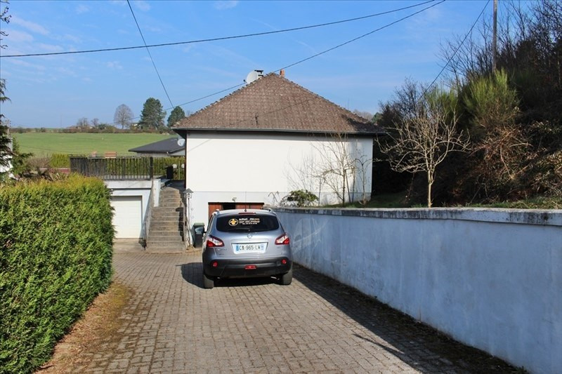 Vente maison / villa St die 137500€ - Photo 1