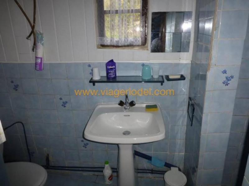 Vendita nell' vitalizio di vita casa La brigue 49000€ - Fotografia 4