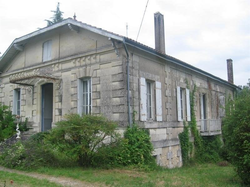 Sale house / villa Montguyon 260000€ - Picture 2