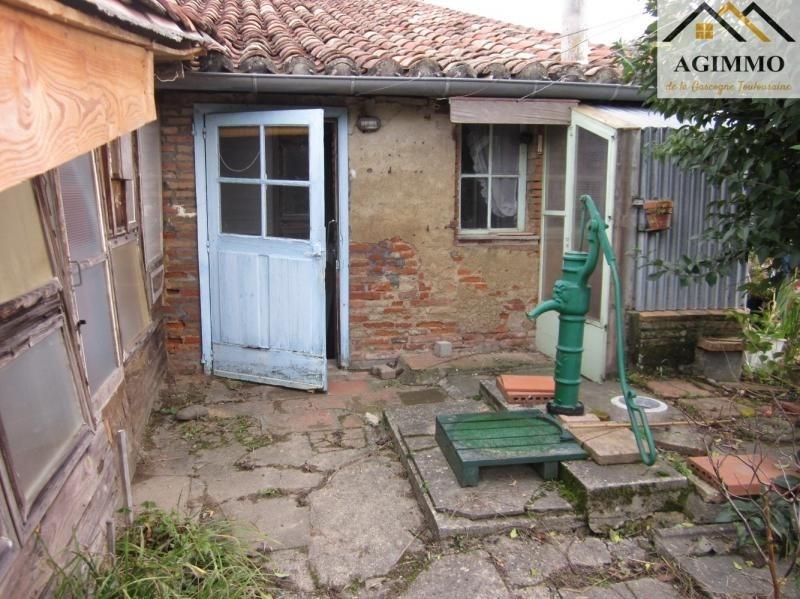 Vente maison / villa L isle jourdain 130000€ - Photo 2