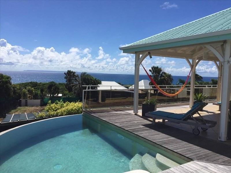 Vente de prestige maison / villa Sainte anne 825000€ - Photo 1