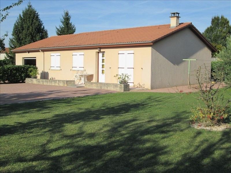 Sale house / villa Pont de vaux 195000€ - Picture 1
