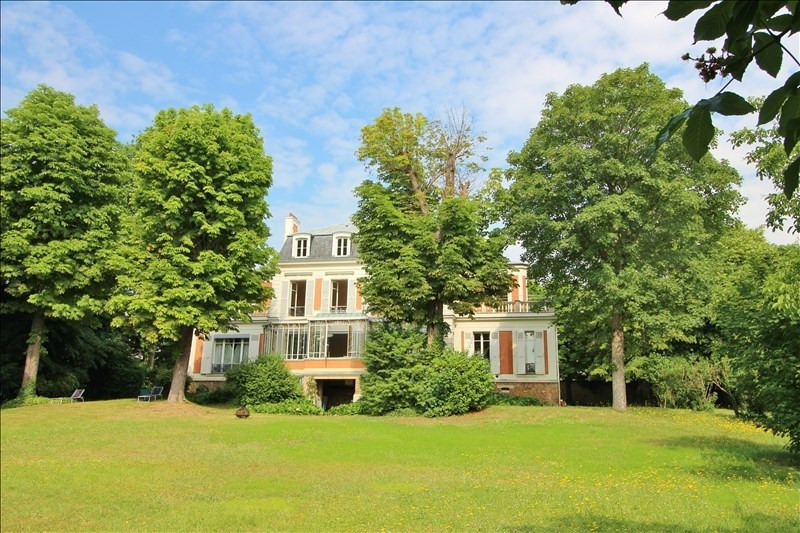 Deluxe sale house / villa Croissy sur seine 3100000€ - Picture 2