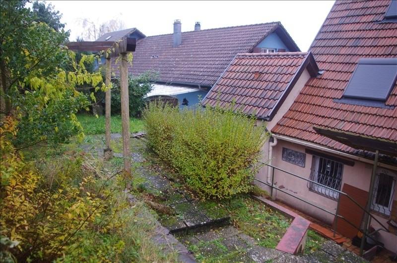 Sale house / villa Volksberg 75600€ - Picture 1