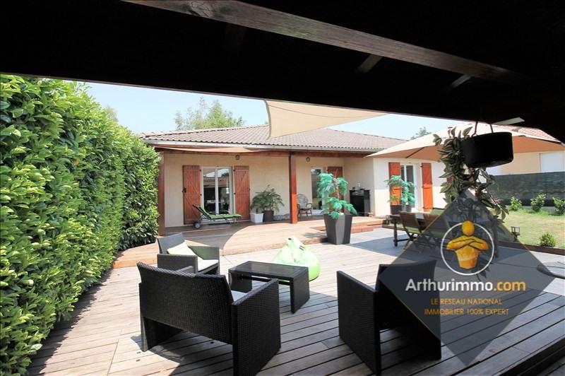 Vente maison / villa Tignieu jameyzieu 319000€ - Photo 2