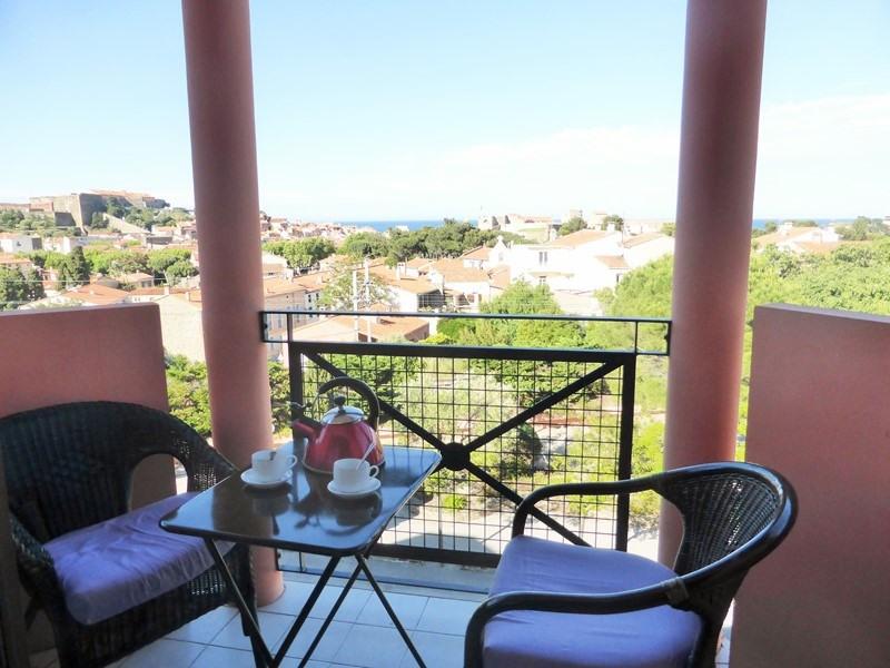 Alquiler vacaciones  apartamento Collioure 332€ - Fotografía 1