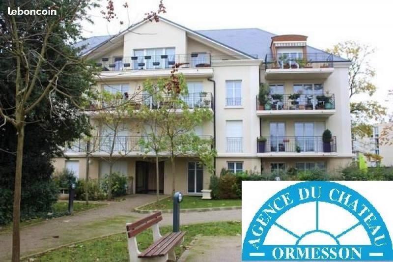 Sale apartment Le plessis trevise 365000€ - Picture 1