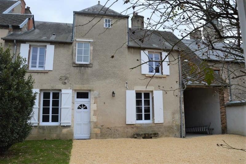 Sale house / villa Henrichemont 160000€ - Picture 1
