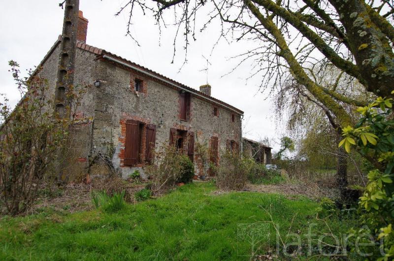 Sale house / villa Saint hilaire du bois 60000€ - Picture 1