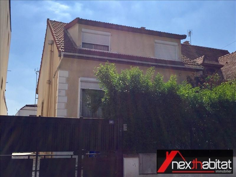 Vente maison / villa Les pavillons sous bois 310000€ - Photo 1
