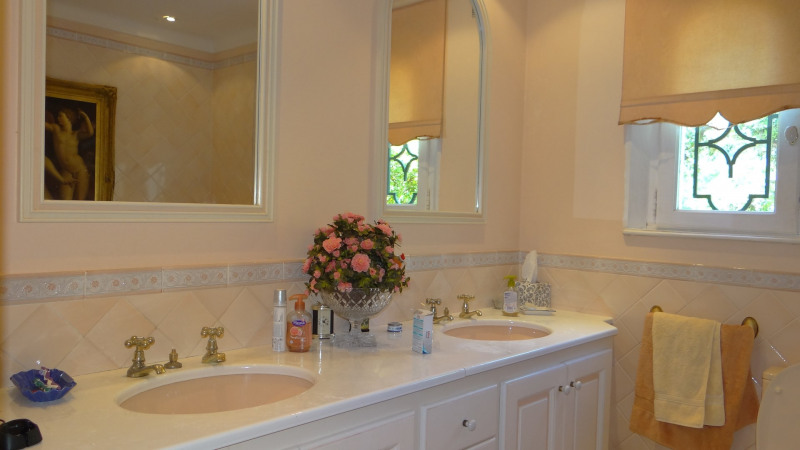 Vacation rental house / villa Cavalaire sur mer 4200€ - Picture 18