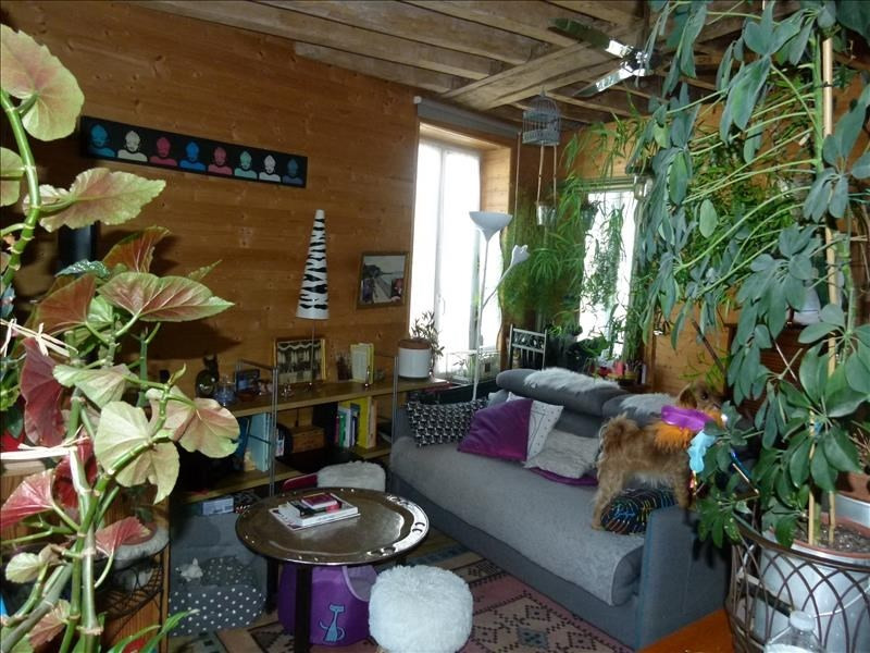 Vente maison / villa Les mesnuls 130000€ - Photo 5