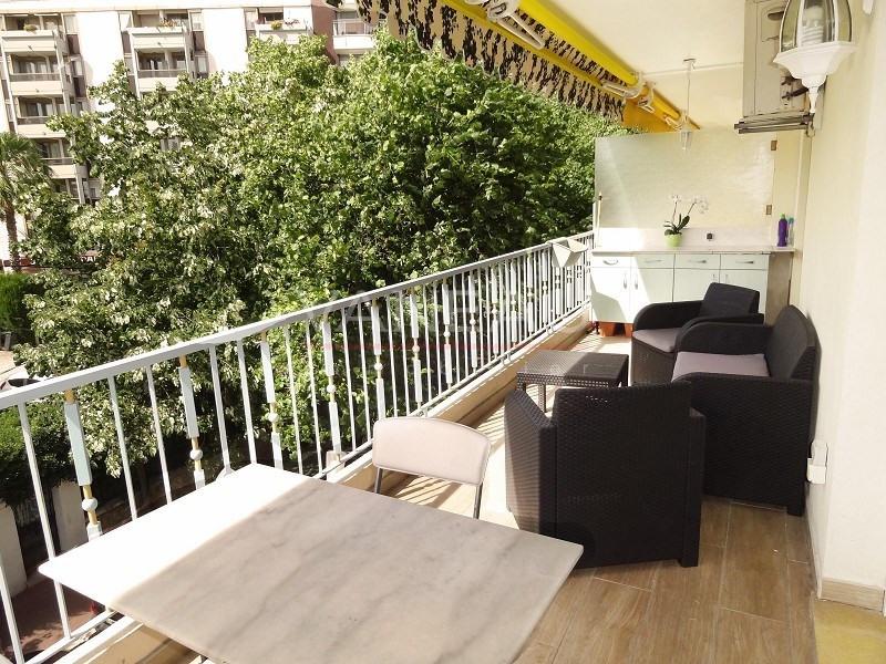 Vente de prestige appartement Juan-les-pins 546000€ - Photo 5