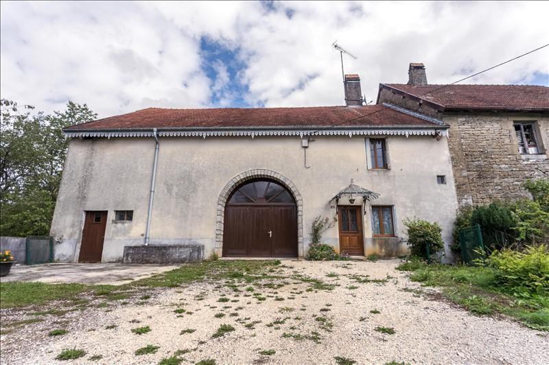 Vente maison / villa Tresilley 83000€ - Photo 4