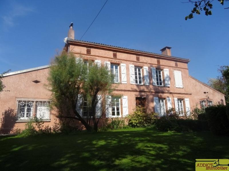 Vente de prestige maison / villa Secteur montastruc 756144€ - Photo 1