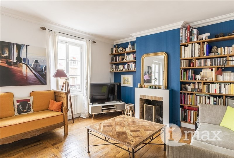 Deluxe sale apartment Levallois perret 1 149 000€ - Picture 2