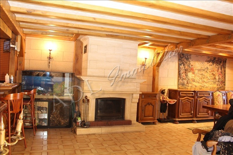 Deluxe sale house / villa Lamorlaye 728000€ - Picture 3