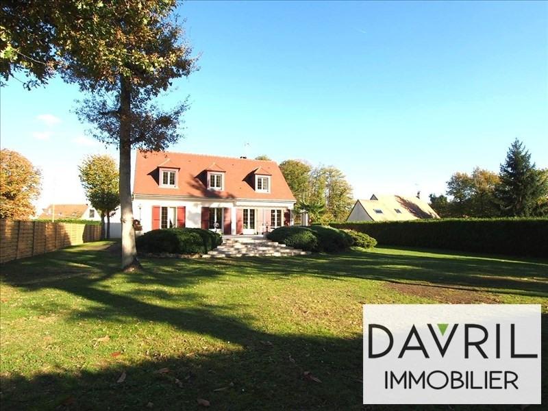 Vente maison / villa Triel sur seine 524500€ - Photo 2