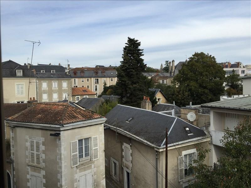 Vente appartement Poitiers 89000€ -  7