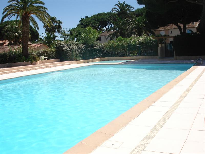 Vacation rental apartment Les issambres 545€ - Picture 4